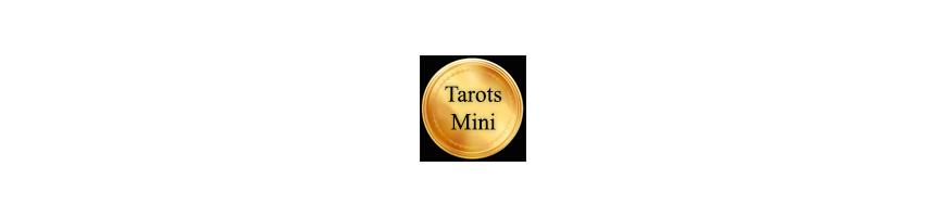 Miniature Tarots deck