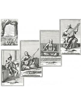 Antichi Musici e Strumenti...