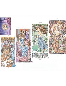 Art Nouveau 22 Major Arcanes