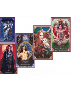 """Blessed Be Cards """"Last Units"""""""