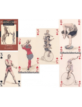 """Circus Cards """"Collection"""""""