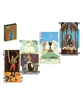 Dalí Poker Cards
