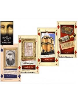 """Cartas the Da Vinci Code """"Colección"""""""