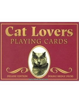 Cats Lovers Playing Cards...