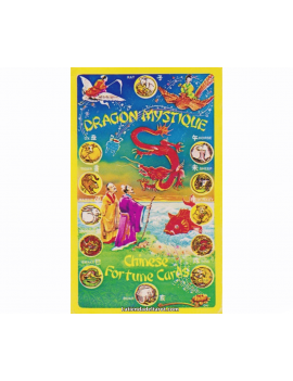 "Dragon Mystique fortune cards (Collection) ""Last Units"""
