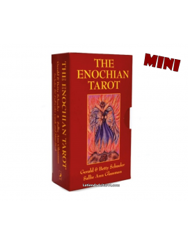 Pack Mini tarot Enochian...