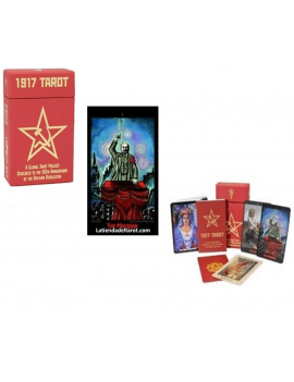 Pack: 1917 Tarot Russian...