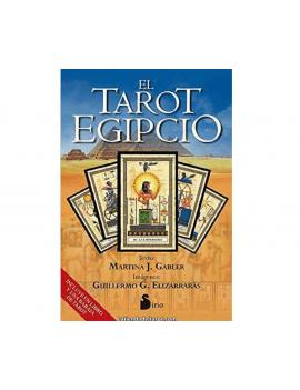 Pack:  El Tarot Egipcio...