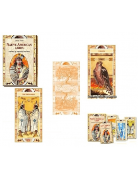 Pack: Native American Cards