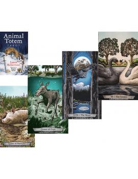 Pack: Tarot Animal Totem...