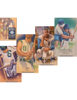 "Pack: Tarot Baseball (Collection) ""Last Unit"""