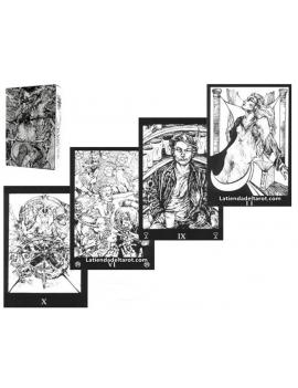 Pack: Tarot Book of Kaos...