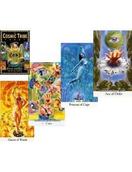Pack: Tarot Cosmic Tribe