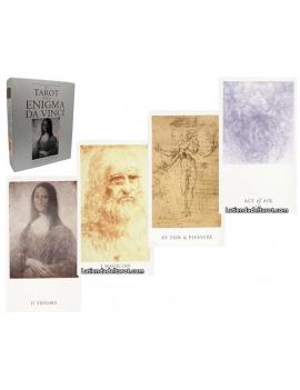 Pack: Tarot enigma Da Vinci...