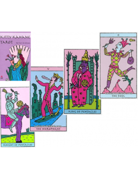 Pack: Tarot Kitty Kahane...