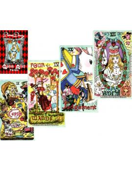 """Queen Alice Tarot (Colección) """"Últimas Unidades"""""""
