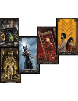 Pack: Tarot Necronomicon...