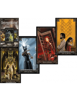 Pack: Tarot Necronomicon