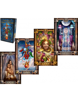 Pack: Tarot of Dreams 2ª...
