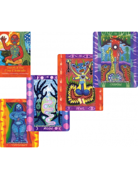 Pack: Tarot of the Four...