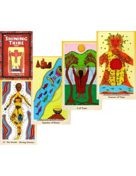 Pack: Tarot Shining Tribe...