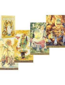 Pack: Tarot Victorian Fairy...