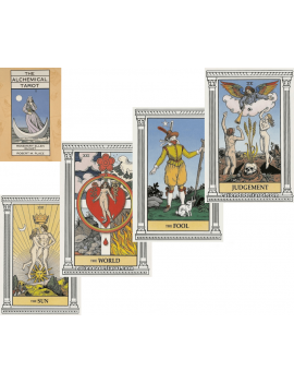Pack: The Alchemical Tarot...