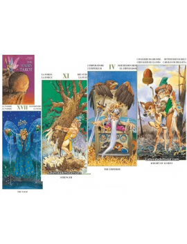 Pack: The Fairy Tarot