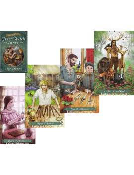 Pack: The Green Witch Tarot...