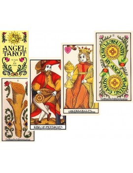 Angel Tarot 2nd edition...