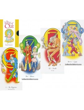 Pack: The Tarot of Oz...