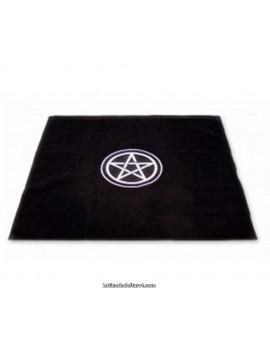 Tarot Pentagram Rug