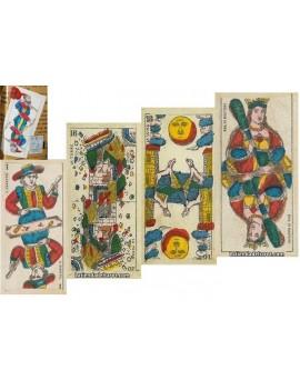 "Tarocchino Milanese to Doppia Figure 2ª Edition""Collection"""