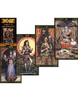 Tarot 2012 de la Ascensión...
