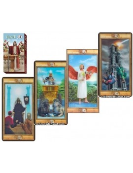 "Tarot 22 Arcane 3D ""Latest..."