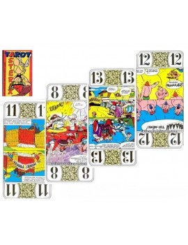 """Tarot Asterix """"Colección""""..."""