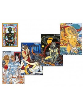 "Tarot Astro Karmique ""Collection"""