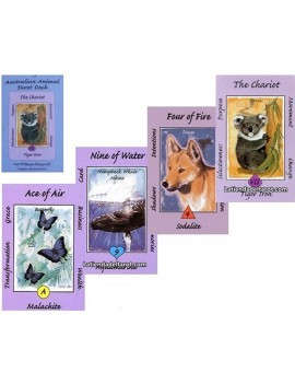 Tarot Australian Animal...
