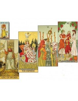 Tarot Before