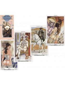 Tarot Casanova 1st edition...