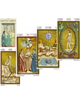 """Tarot by Giotto """"Collection"""""""