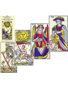 Jacques Vieville's Tarot...
