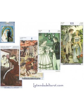 "Tarot Jane Austen ""Collection"""
