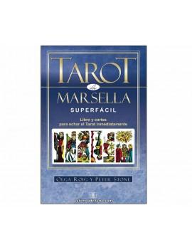 Libro: Tarot de Marsella...