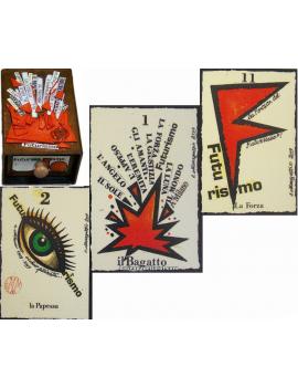 """Futurismo in 22 Arcani (Collection) """"Last Unit"""""""