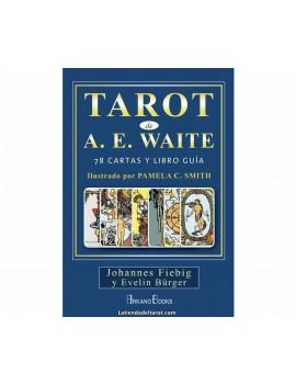 El Tarot A.E.Waite Pamela...