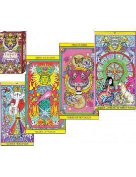 Tarot El Dios de los Tres