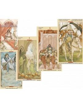 Tarot del Santo Grial...