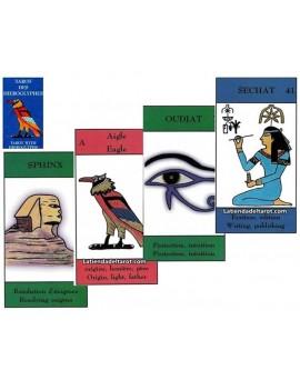 Tarot des Hieroglyphes...