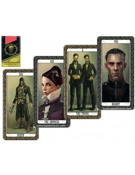 "Tarot Dishonored ""Last Unit"""